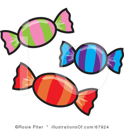 Clip Art Cartoon Sweets Clipart - Clipart Kid