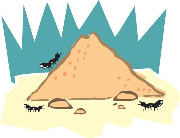 Ant Hill Clip Art Picfly Html