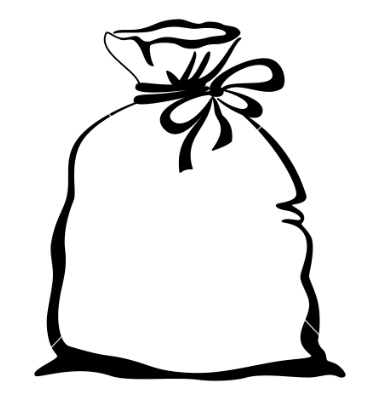 empty sack clipart clipart suggest. Black Bedroom Furniture Sets. Home Design Ideas