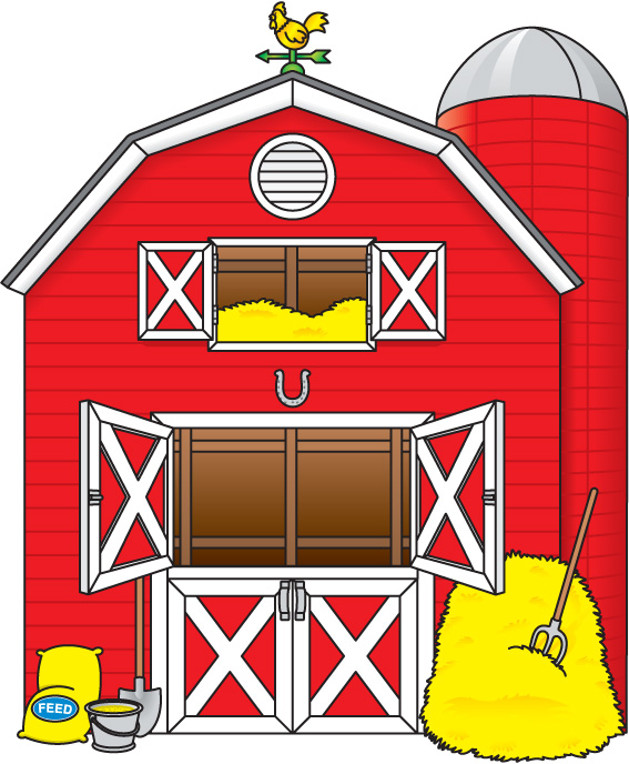 Barn 20clip 20art   Clipart Panda   Free Clipart Images