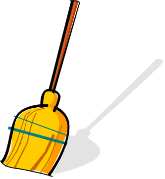 Clip Art Broom Clip Art sweeping broom clipart kid from ms word jpg
