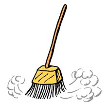 Broom Clipart Cleaning Clip Art 7 Jpg