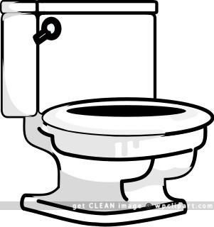 Clip Art Toilet   Google Search