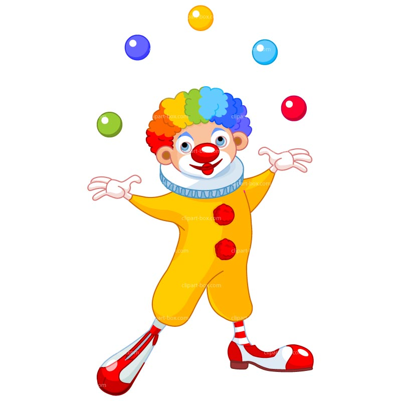 Clowns In Car Clipart Clip Art Pictures