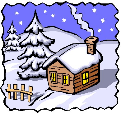 Winter School Clipart - Clipart Kid