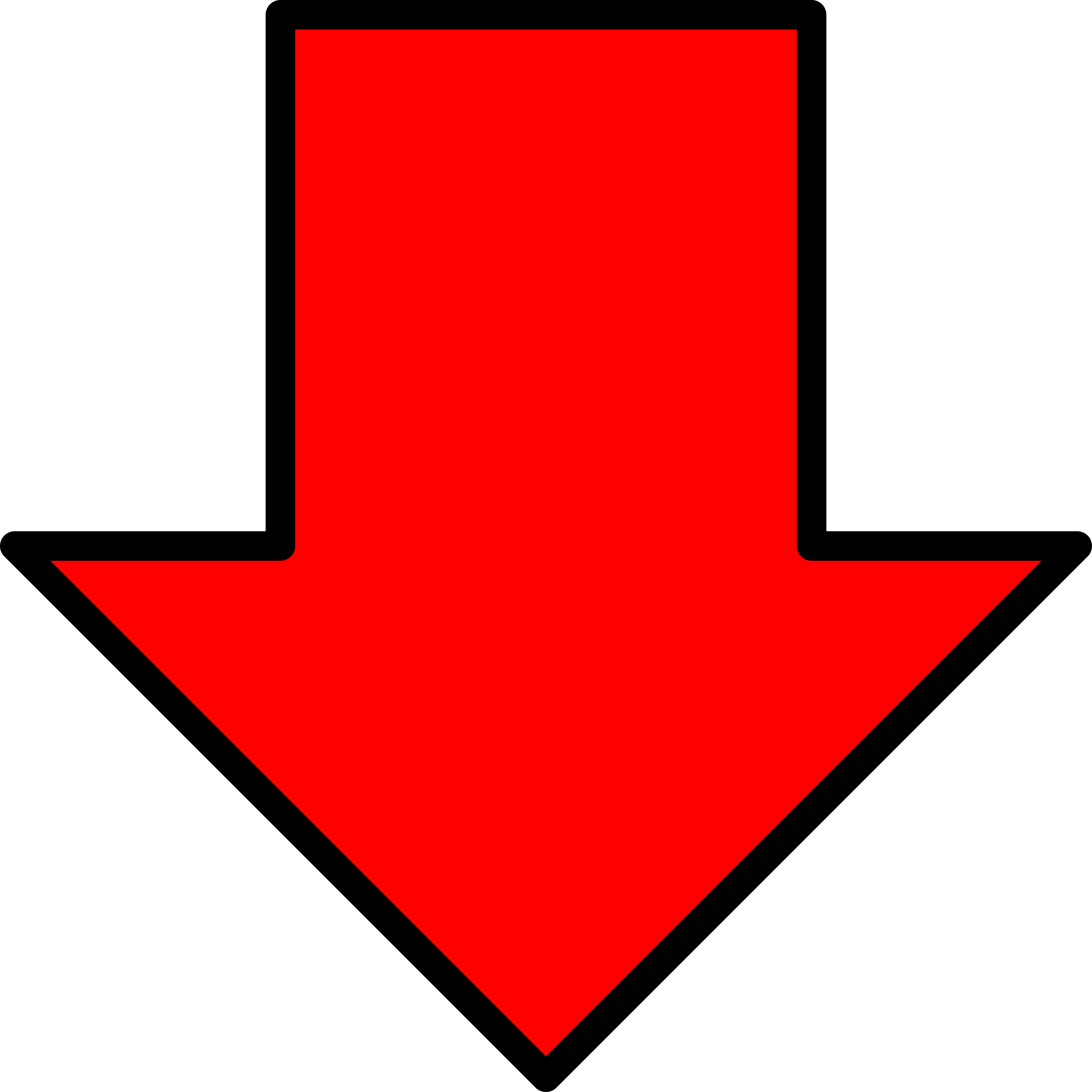 Image result for arrow down