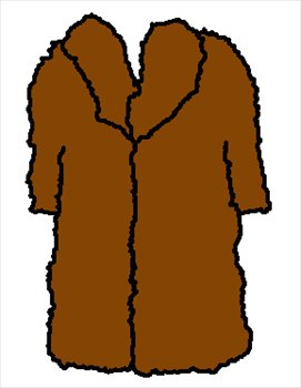 Free Fur Coat Clipart   Free Clipart Graphics Images And Photos