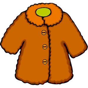 Fur Coat Clipart Cliparts Of Fur Coat Free Download  Wmf Eps Emf