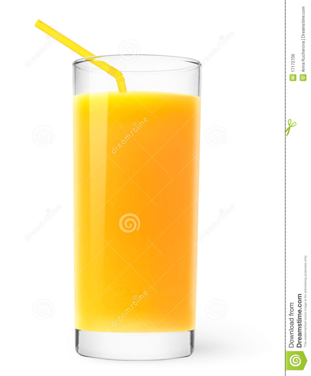 Orange Juice Clipart
