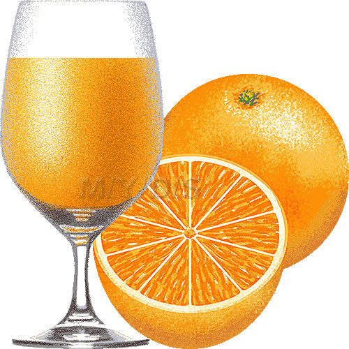 Orange Juice Clipart Picture   Large