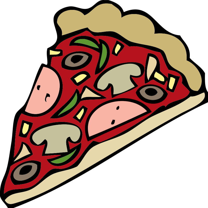Pizza Royalty Free Food Clipart Images   Food Clipart Org