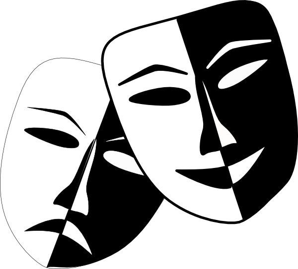 Image result for drama masks