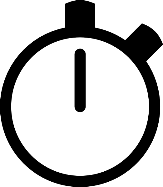 Stopwatch Timer Watch Clip Art