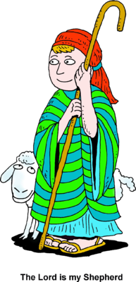 Christmas Shepherds Clipart Shepherd