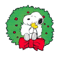 Clip Art Snoopy Christmas Clip Art snoopy and charlie brown christmas clipart kid woodstock wreath