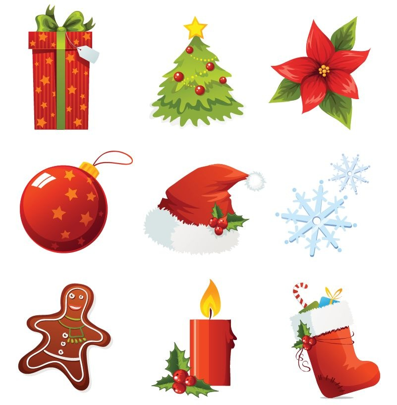 Free Christmas Vector   Clipart Best