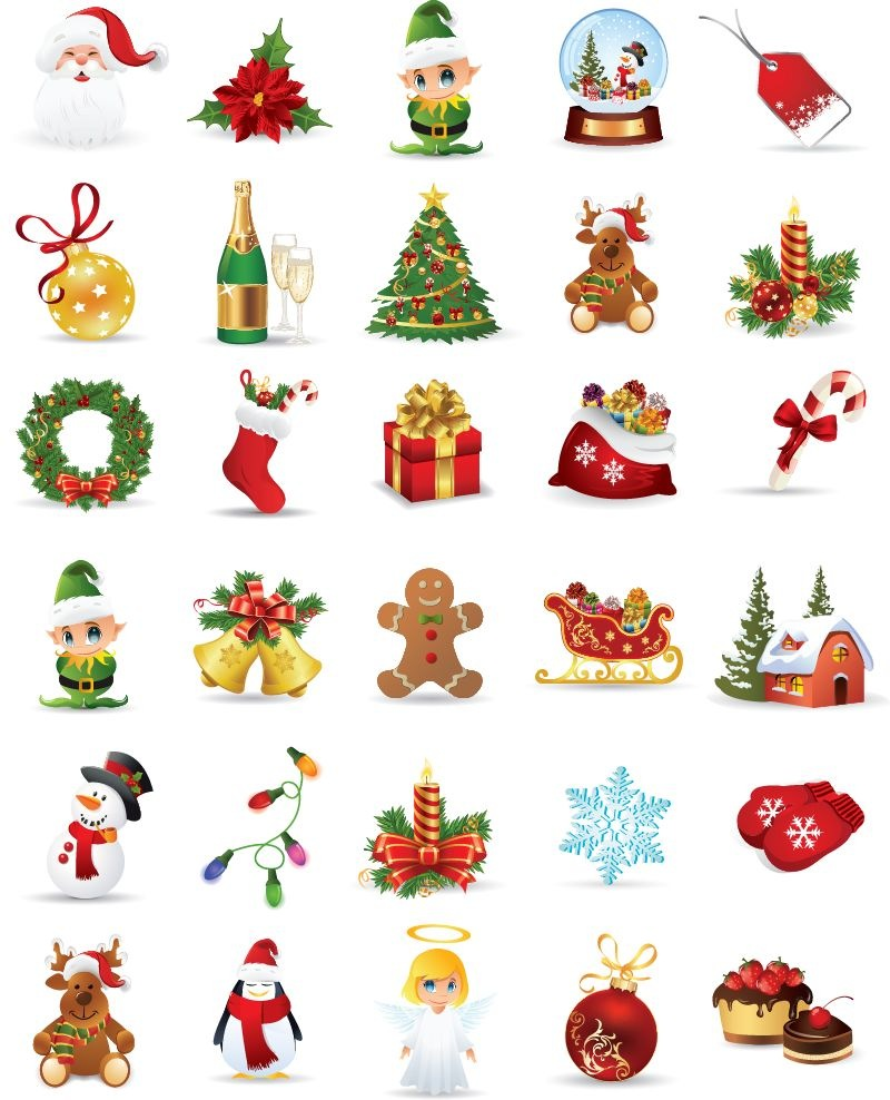 Free Christmas Vectors Download Christmas Vector Images And Art Free