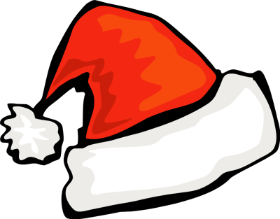 Christmas Hat Clipart - Clipart Kid