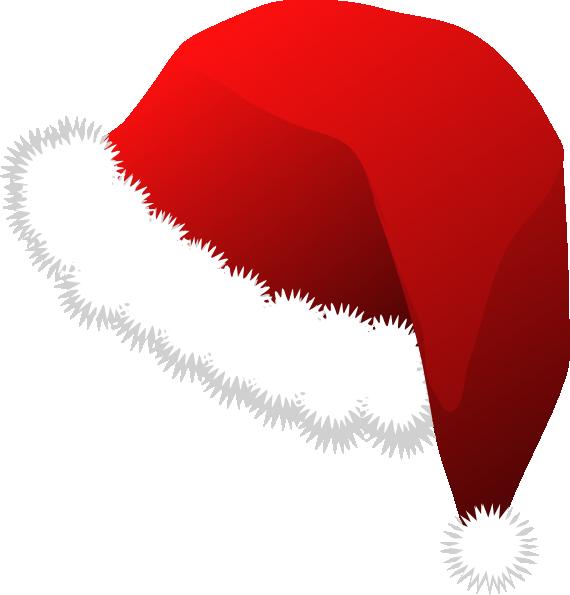 Santa Claus Hat Clip Art At Clker Com   Vector Clip Art Online