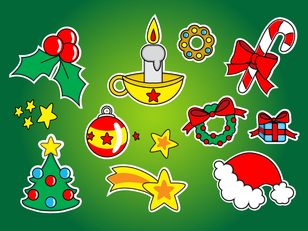 This Fun Christmas Clip Art Pack Comes With Xmas Gifts Christmas