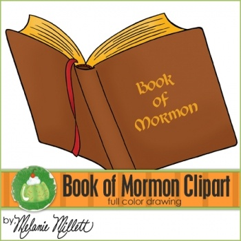 Book Of Mormon Clipart   Church   Book Of Mormon   Pinterest