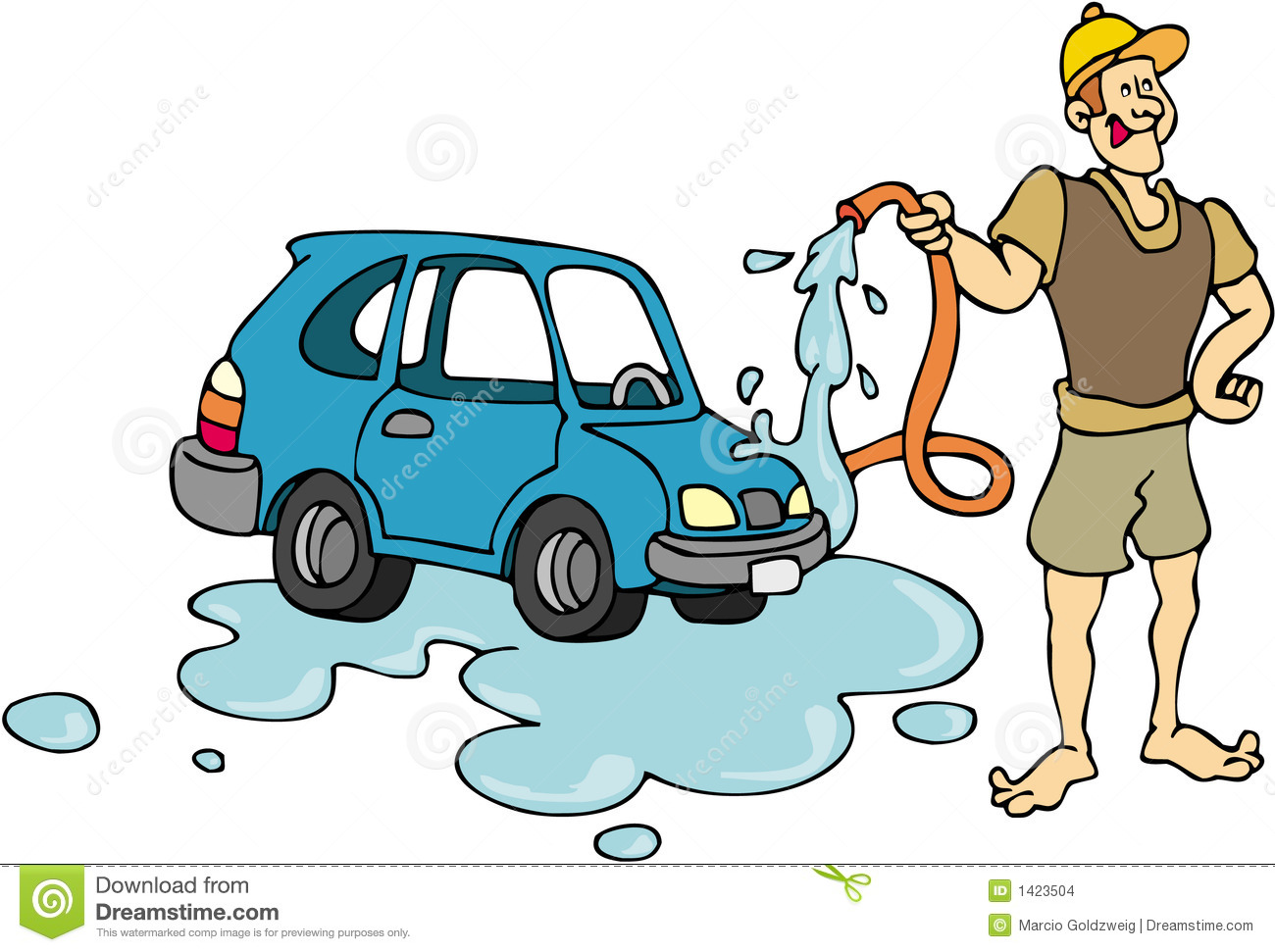 free clipart of car wash - photo #48