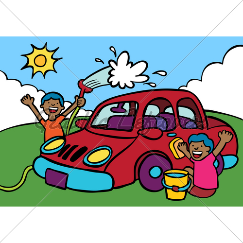 free clipart of car wash - photo #31