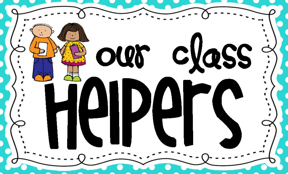 Preschool Help Jobs Clipart - Clipart Kid