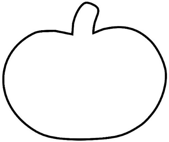 Pumpkin Leaf Printable Clipart - Clipart Kid