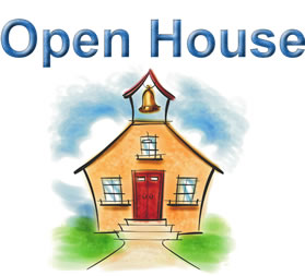Open House On September 12th