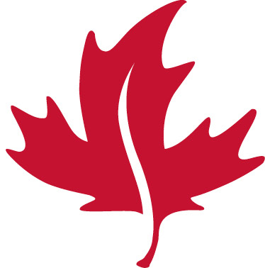 Red Canada Leaf Logo Free Cliparts That You Can Download To You