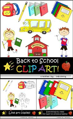 School Projects School Clip Clipart School Idea Back To School