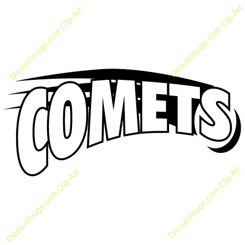 Comet Tail Clipart With This Comets Clip Art