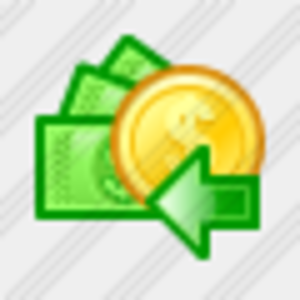 Icon Receive Payment 1   Free Images At Clker Com   Vector Clip Art