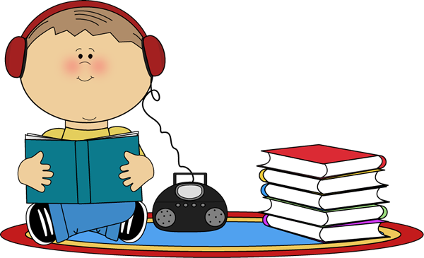 Listening Center Clipart