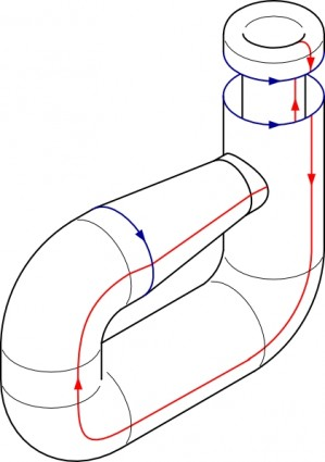 Pipes Plumbing Clip Art Free Vector In Open Office Drawing Svg    Svg