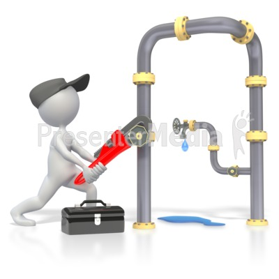 Plumber Plumbing Pipes   Business And Finance   Great Clipart For