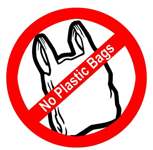 Say  No  To Plastic Bags    Psychedelic Porcupine
