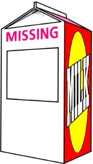 15 Milk Carton Missing Person Template   Free Cliparts That You Can