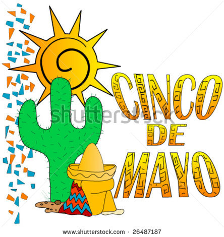 Aquifer Clipart Stock Vector Cinco De Mayo Graphic 26487187 Jpg