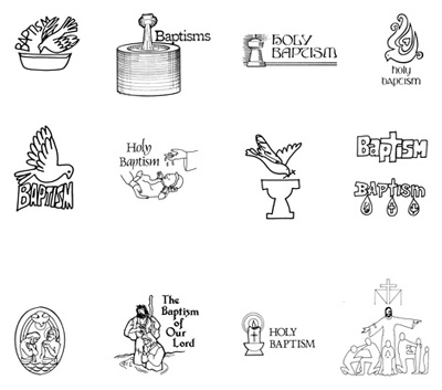 Baptism Gifts On Free Baptism Clip Art Page From Churchsupplier Com