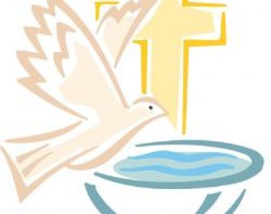 Beginning Baptism Clipart Ppt Backgrounds For Presentations