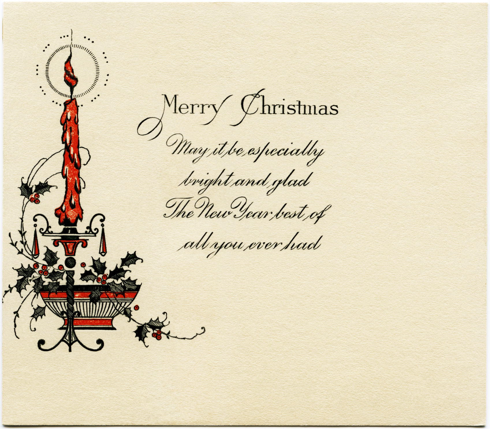 Clipart Free Vintage Christmas Image Old Fashioned Christmas