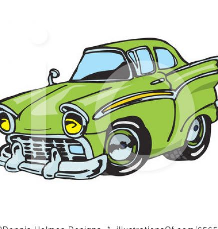 Free Hot Rod Clipart Pictures 4