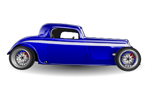 Hot Rod Clipart Vector Clip Art Online Royalty Free Design
