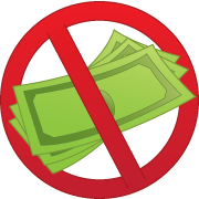 No Cash Clipart - Clipart Kid