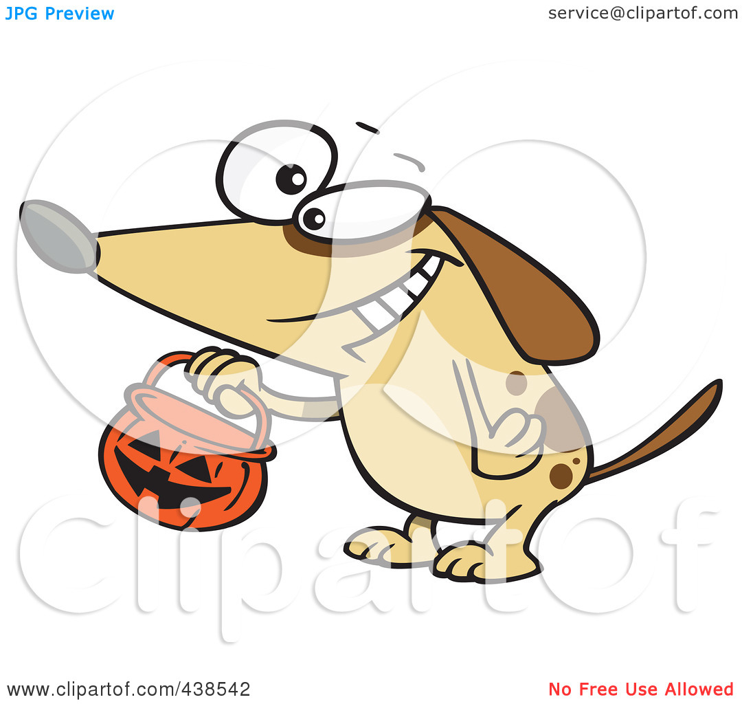 Whining Clipart Royalty Free Rf Clip Art Illustration Of A Cartoon Dog