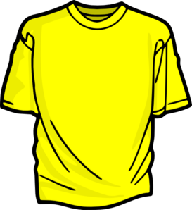 Whining Clipart Yellow T Shirt Md Png