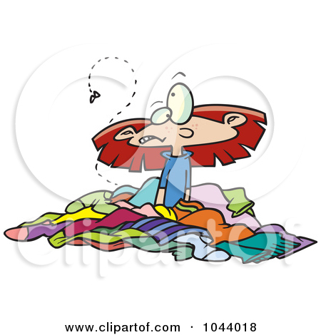laundry pile black and white clipart clipart kid