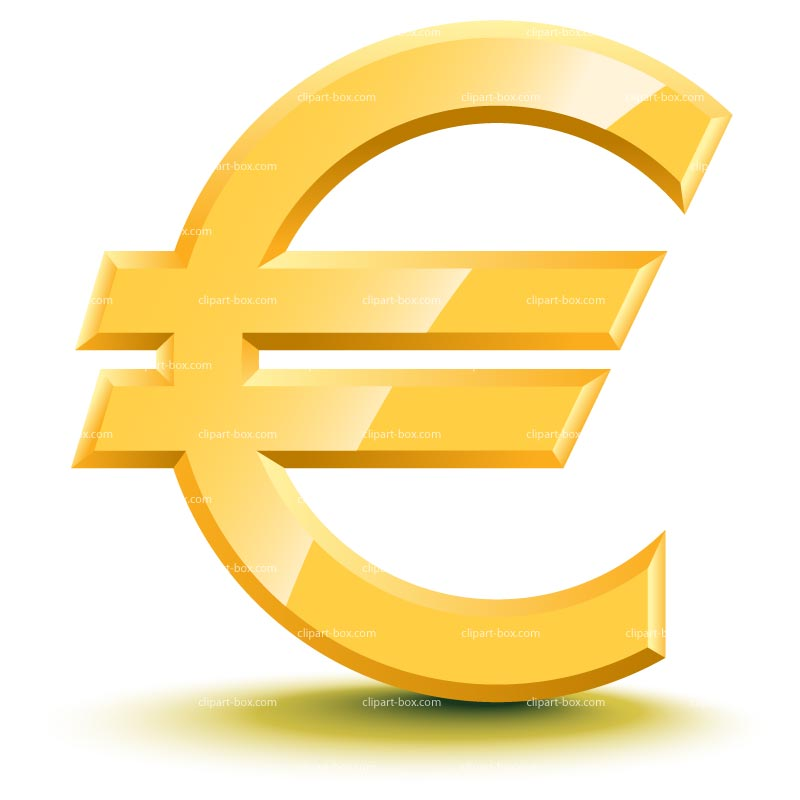 free clipart euro sign - photo #13